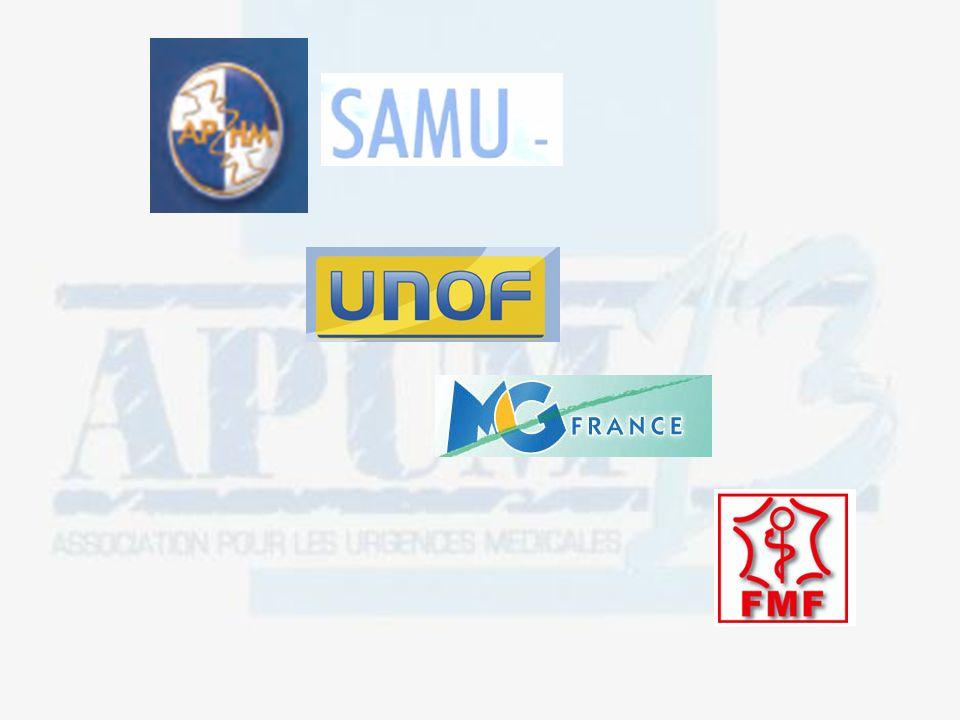Association Pour les Urgences Médicales, dans le département des Bouches du Rhône Regroupe les médecins praticiens libéraux isolés ou en association, pour favoriser et optimiser leur participation à la mise en place, et au fonctionnement du Centre 15 .