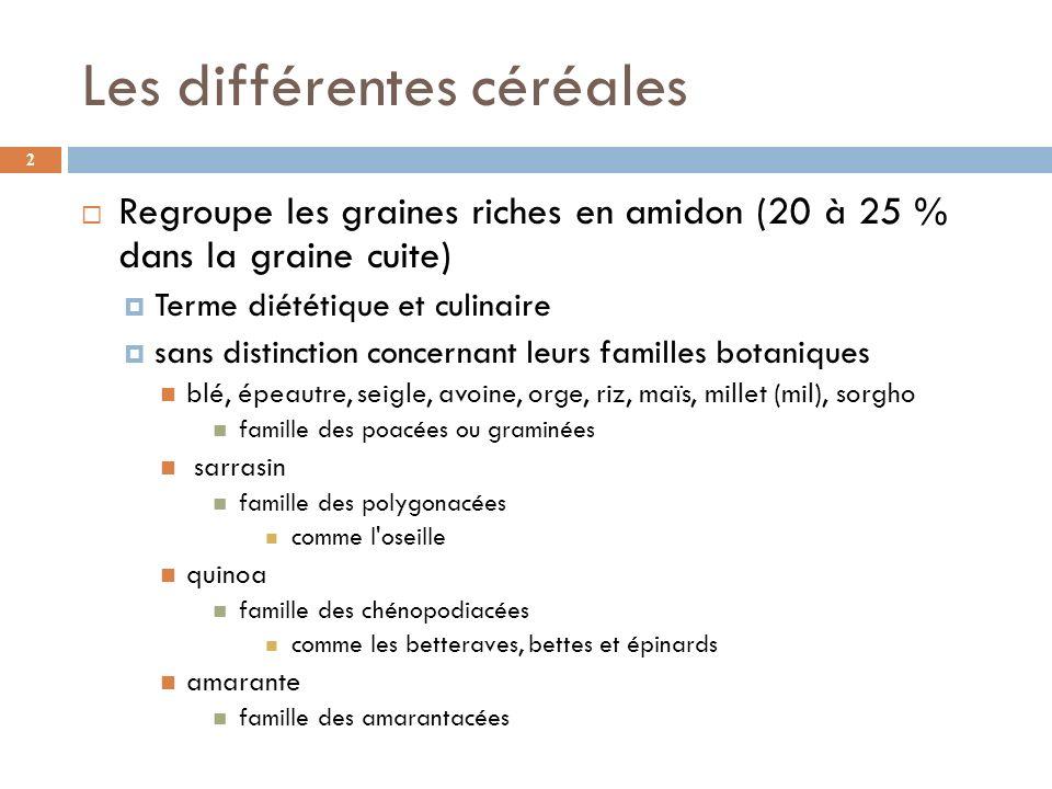 20 g de protéines équilibrées en AAE dans : Tableau déquivalence (1) Aliments ou type dassociation Quantités (pour un apport de 20 g de P équilibrées) Exemples de Plats Viande ou poisson100 g en moyenne Céréales + légumineuses 80 g (pds sec) + 30 g (pds sec) Ou 240 g (cuit) + 90 g (cuit) Couscous-pois chiches Riz-lentilles Riz-soja Maïs – haricots rouges Minestrone Paëlla Céréales + produits laitiers 80 g (poids sec) + 30 g de fromage (ou 300 ml de lait) Pâtes au gruyère Polenta au parmesan Plat de céréales + dessert lacté Céréales + œufs 80 g (poids sec)+ 1 œuf Galettes de céréales Gâteaux, flans, fars… Céréales + soja 80 g (pds sec) + 30 g (pds sec) Plats de céréales + dessert à base lait soja Plat de céréales + spécialité tofu 53