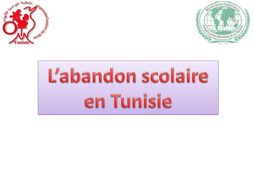 En Tunisie a veillé à sentourer de conditions favorables à lémergence dune école inclusive au sein de laquelle les chances sont égales pour tous les élèves, veillant, à travers la loi de 2002 (article 20), à ce que linterruption et léchec avant la fin de lenseignement de base relèvent de lexception.