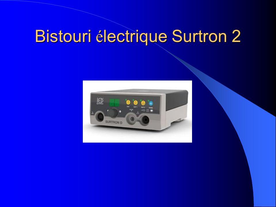 Bistouri é lectrique Surtron 2