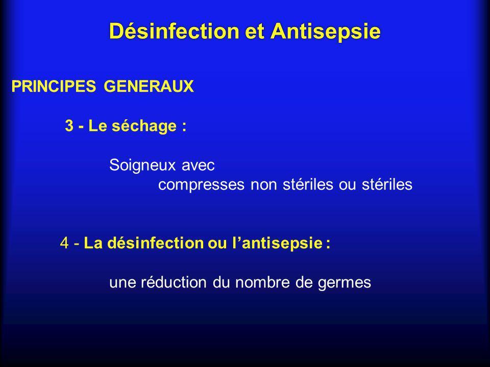 Le choix dun produit dépend de plusieurs facteurs : · de sa présentation : solution aqueuse ou alcoolique, du caractère moussant (« scrub ») ou non, de son contenant (unidose, flacon avec/sans bec verseur) · de son spectre daction sur les micro-organismes Désinfection et Antisepsie