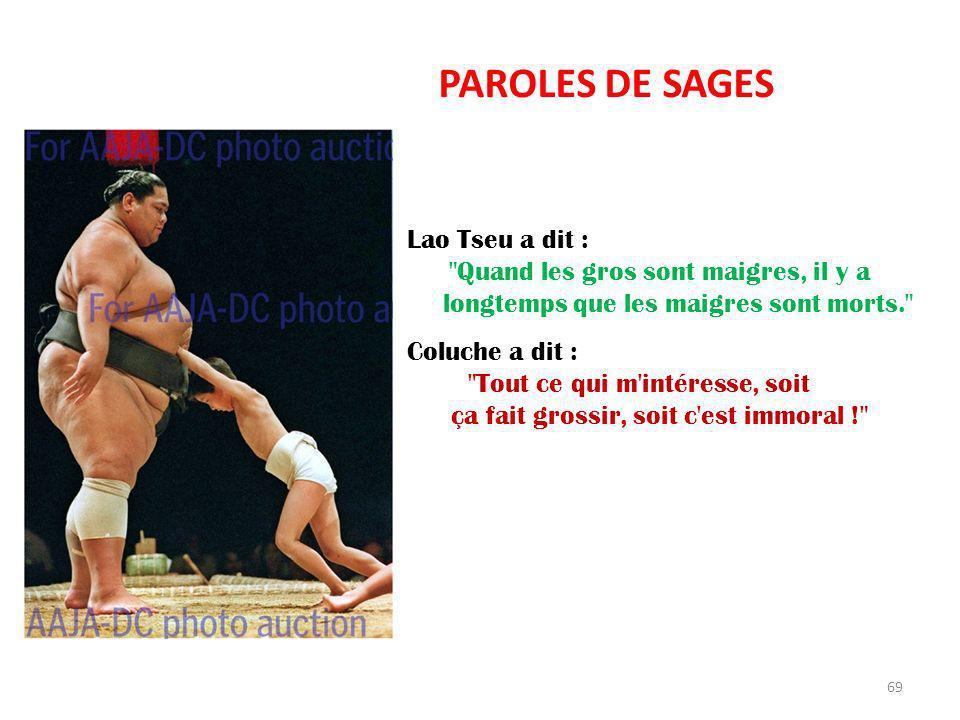 Lao Tseu a dit :