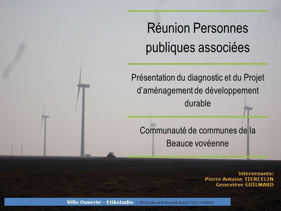 Ville Ouverte - Etikstudio | 45 boulevard Vincent Auriol 75013 PARIS| intervenants: Pierre Antoine TIERCELIN Geneviève GUILMARD Réunion Personnes publ