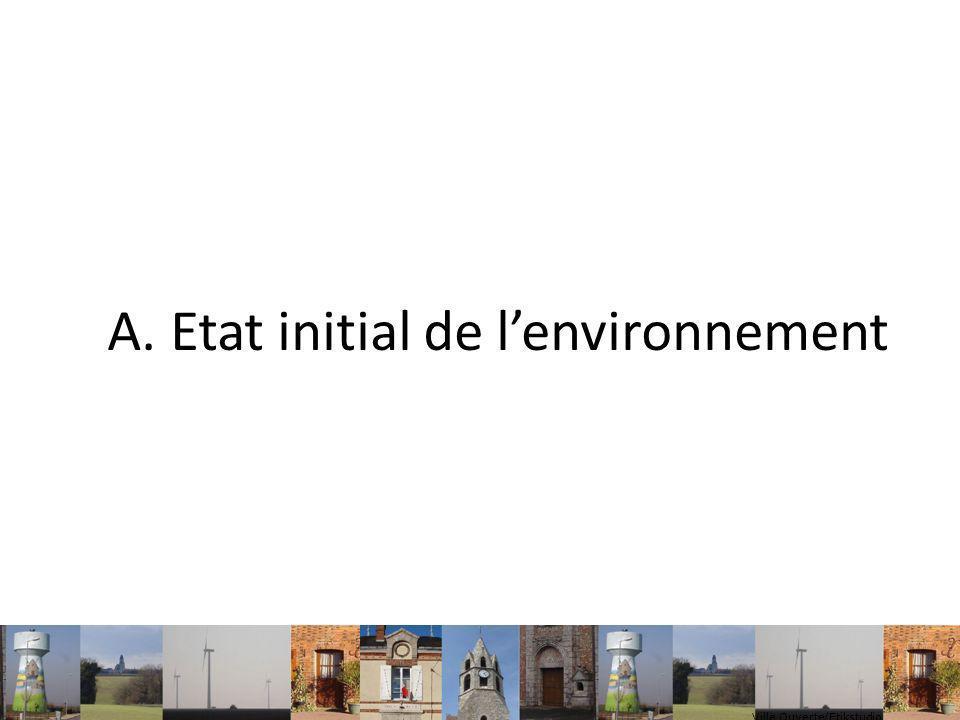 A. Etat initial de lenvironnement Ville Ouverte/Etikstudio