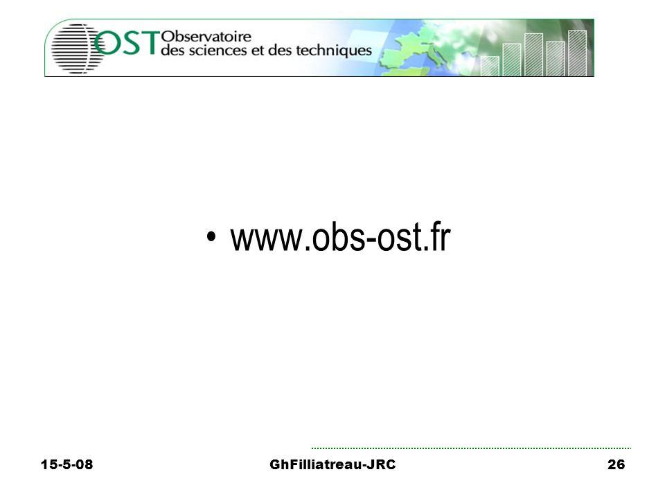 15-5-08GhFilliatreau-JRC26 www.obs-ost.fr