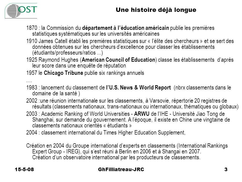 15-5-08GhFilliatreau-JRC3 1870 : la Commission du département à léducation américain publie les premières statistiques systématiques sur les universit