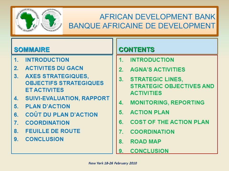 AFRICAN DEVELOPMENT BANK BANQUE AFRICAINE DE DEVELOPMENT 9.