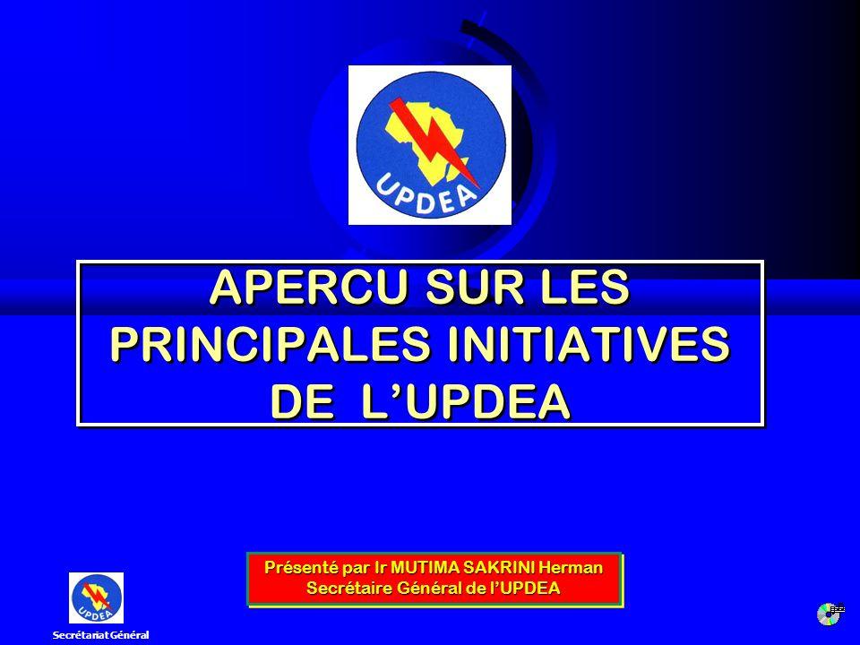 3ème Réunion du Comité Scientifique [Abidjan, 3 - 5 avril 2007] 2 I.BANQUE DE DONNEES DU SECTEUR ELECTRIQUE AFRICAIN II.FONDS AFRICAIN POUR LE DEVELOPPEMENT DE LELECTRIFICATION RURALE (FADER) III.COMMISSION ELECTROTECHNIQUE AFRICAIN DE NORMALISATION (AFSEC) IV.PROGRAMME PILOTE DELECTRIFICATION TRANSFRONTALIERE V.FORMATION SOMMAIRE