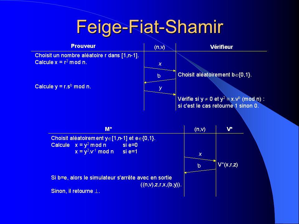 Feige-Fiat-Shamir