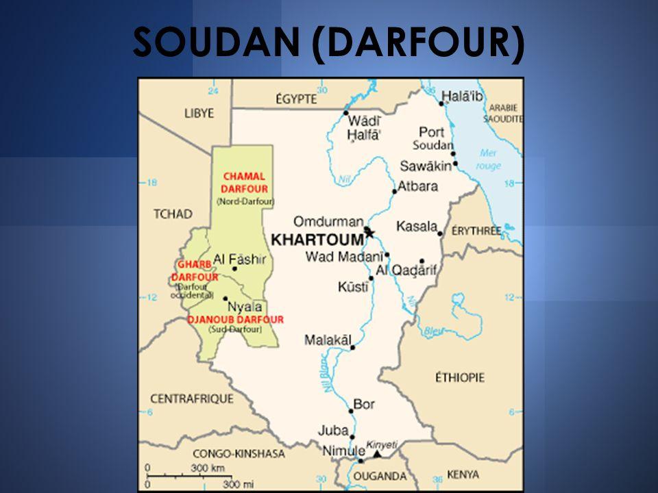 SOUDAN (DARFOUR)