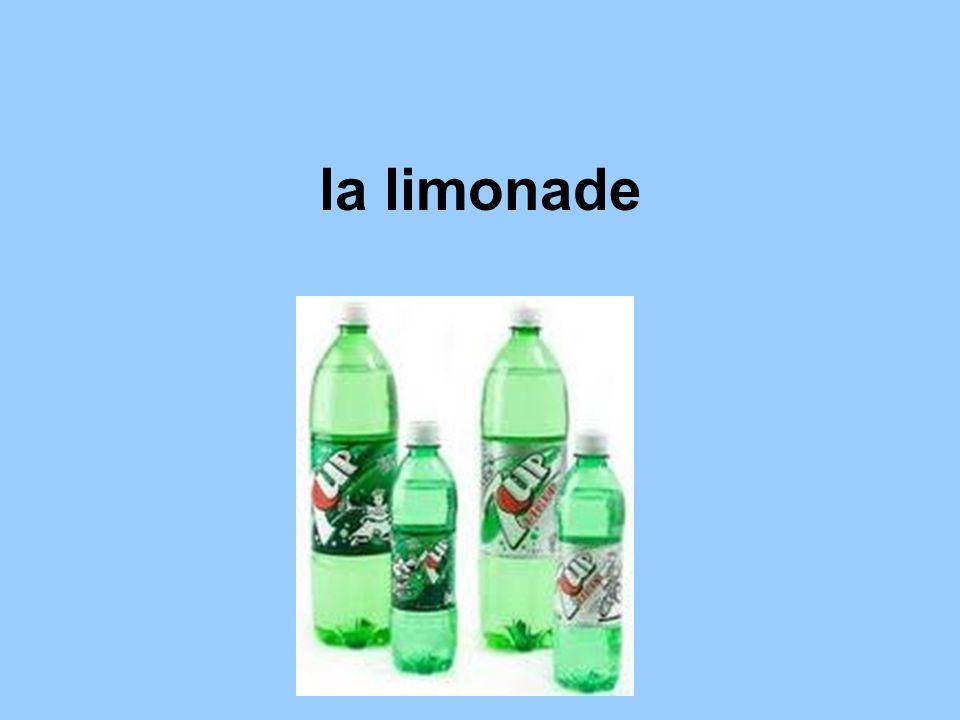 la limonade
