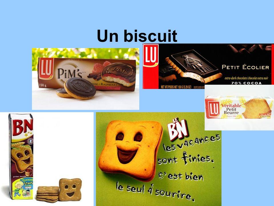 Un biscuit