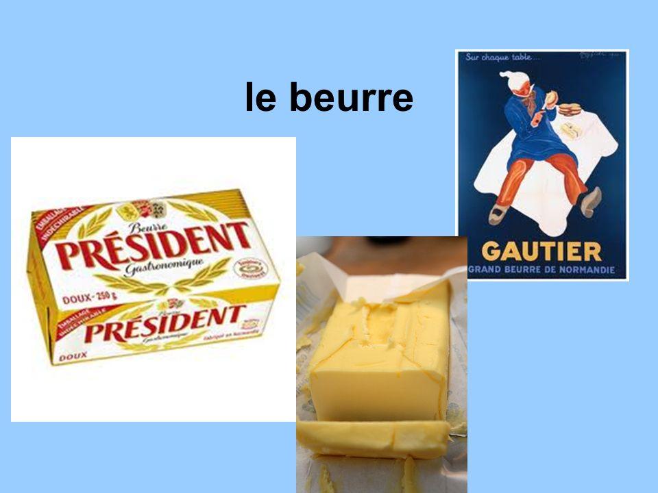 le beurre