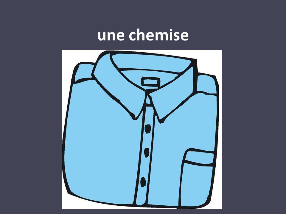 une chemise