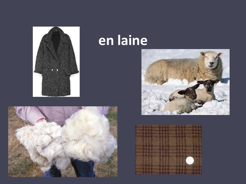 en laine