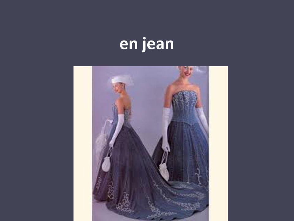 en jean