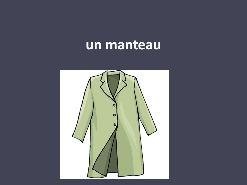 une veste