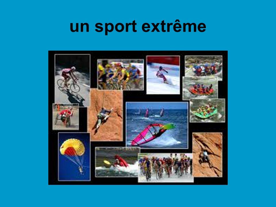 un sport extrême