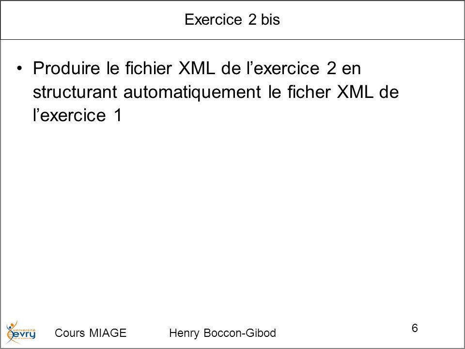 Cours MIAGE Henry Boccon-Gibod 7 Exercice 3 Copyright (c) 2004-2006 Gilles Chagnon Soleil G2 5 Mercure 0.4 0.06 0.4 Vénus 0.7 0.8 0.9 Terre 149600000 5.98e24 12756 1 Mars 1.5 0.1 0.5 2 Jupiter 5.2 318 11 16 Saturne 9.6 95 9.4 18 Uranus 19.2 14.5 4 15 Neptune 30.1 17.2 3.8 8 Pluton 39.4 0.002 0.2 1 A l aide d une boucle, présenter les données sous la forme d une liste donnant pour chaque planète son nom, sa distance par rapport au Soleil, sa masse et son diamètre, Ajouter à la distance, la masse et le diamètre les unités employées en récupérant la valeur de l attribut unit pour chacun de ces éléments.