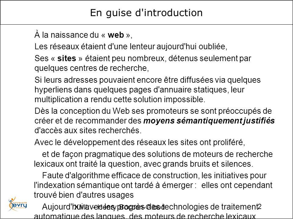 XML - Henry Boccon-Gibod 23 Fin du module