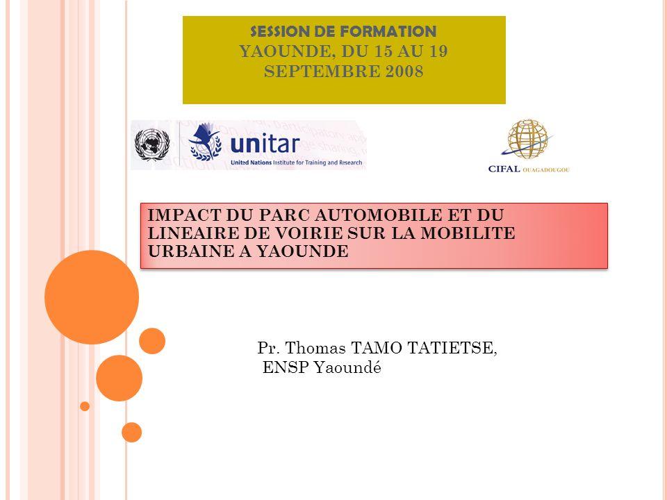 PLAN DE LEXPOSE I. Introduction II. Méthodologie III. Résultat et discutions IV. Conclusion