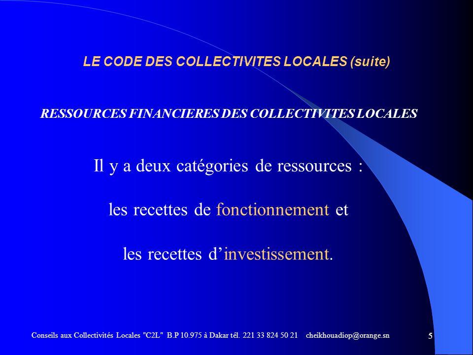 pacadem@sentoo.sn cheikhouadiop@sentoo.sn E- Financement du PRECOL et Affectation des crédits (SUITE) Canevas pour lactualisation des audits urbain, organisationnel et financier Agence de Développement Municipal