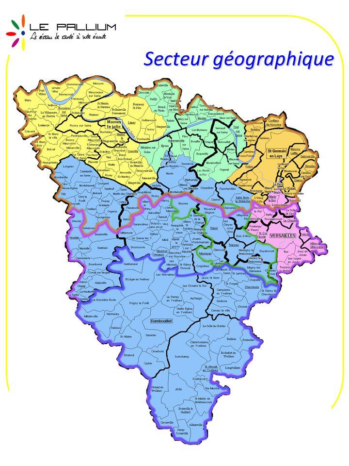 Secteur géographique