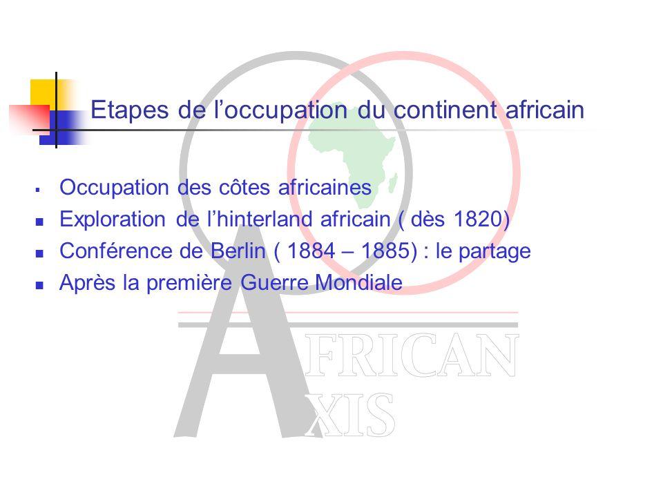 Curiosité Proselytisme Mouvement anti-esclavagiste Essor de la révolution industrielle Politique intérieure Européenne Raisons de la colonisation