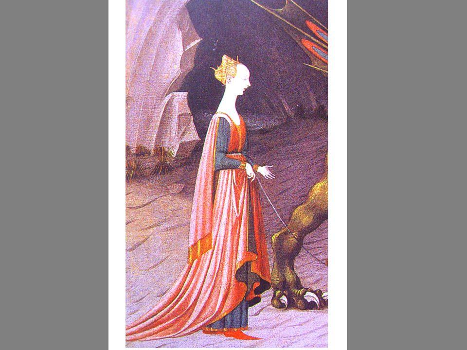 Salvador Dali Le combat Le chevalier, à peine visible, sefface derrière un rayon lumineux.