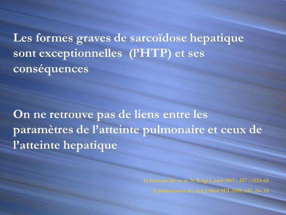 PBF: latteinte histologique du foie est constante dans les formes multi viscérales Diagnostics différentiels: - Auto immune (CPB- séro négative au sta