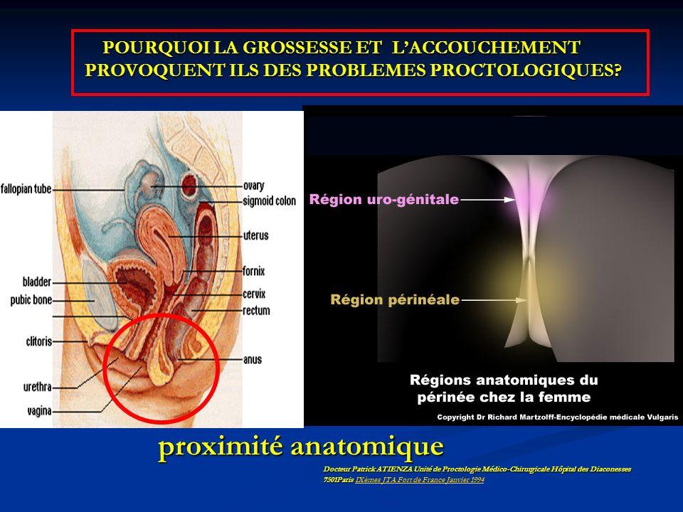 Exploration dune IA du post partum Accouchement Accouchement incontinence anale post partum.
