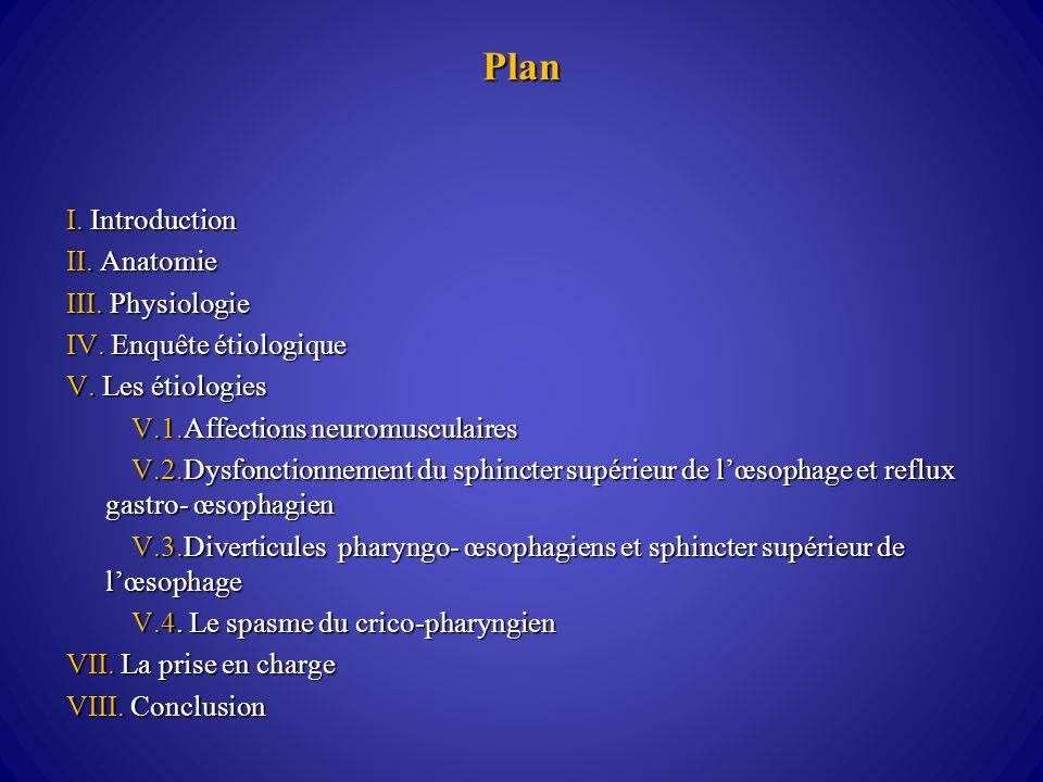 Plan I.Introduction II. Anatomie III. Physiologie IV.