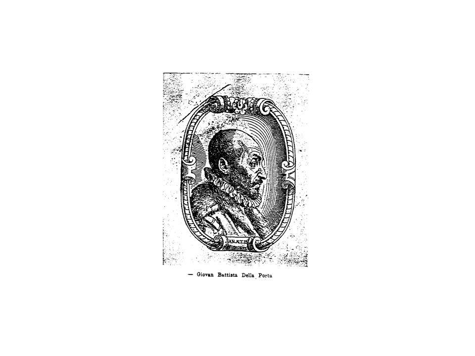 MAGNETISME (3) Giambattista Della PORTA (1535 1615) remarque que : –la limaille de fer «s'arrange » en un certain ordre autour d'un aimant (spectre ma