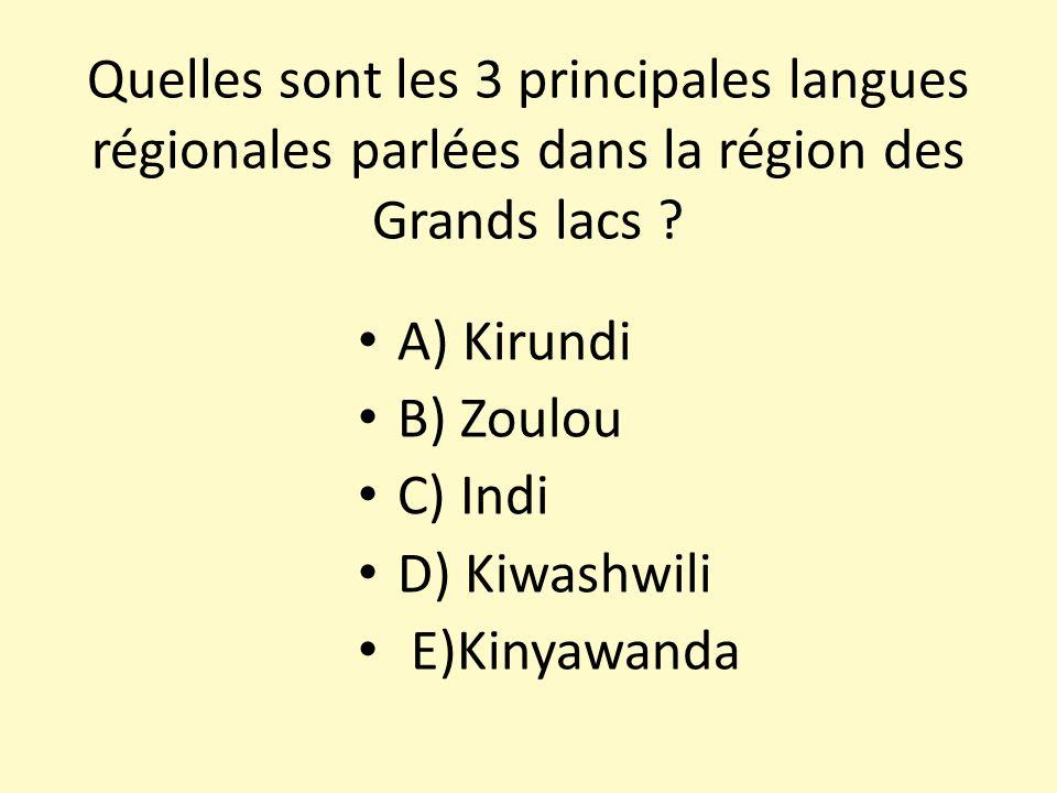 Qui est le grand champion du Burundi Veneste Niyongabo .