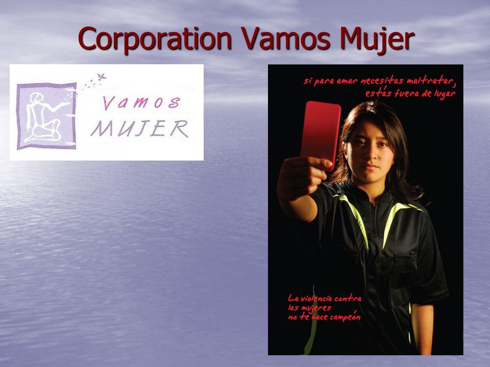 Corporation Vamos Mujer