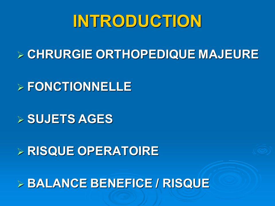 Antibioprophylaxie 1) Permet de réduire infection de 4% à < 1% 2) Cible = Staph Méti S (=70% des infections) 3) Oxacilline, céfazoline, céfamandole, céfuroxime 4) Vancomycine si allergie aux bêta-lactamines ou si suspicion de colonisation par le SMR 5) Début = induction 6) Durée = 48h maximum