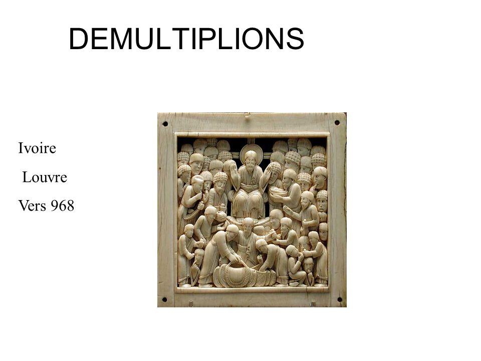 DEMULTIPLIONS Ivoire Louvre Vers 968