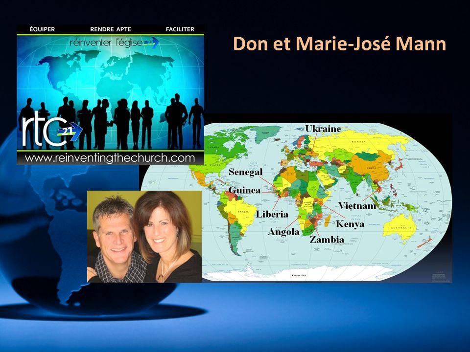 Don et Marie-José Mann