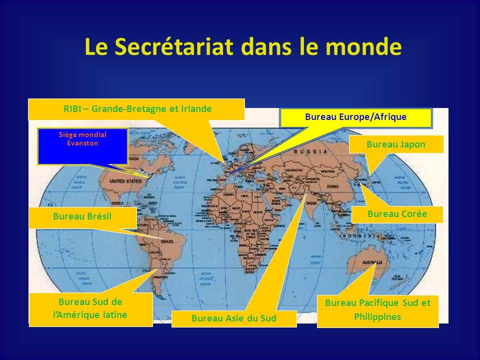 Bureau Europe/AfriqueZURICH Assistance des Clubs et des Districts, Formation, Documentation…