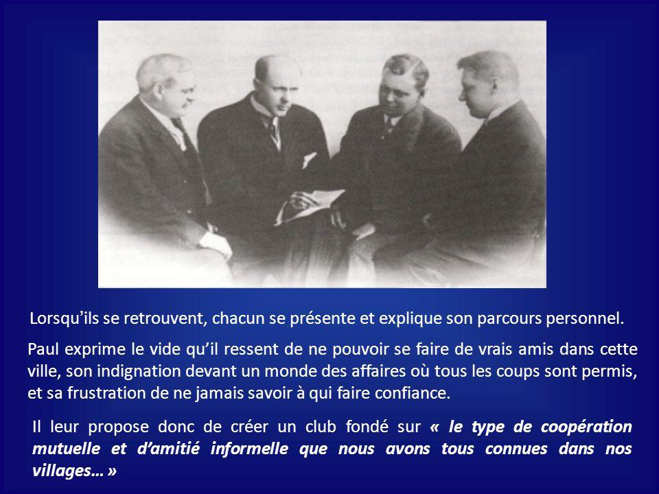 Le Rotary club de La Havane (1916) fut le premier club hispanophone, prémisse du développement du Rotary en Amérique du Sud.