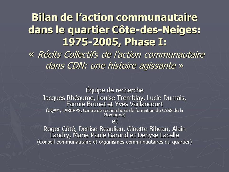 LAREPPS / UQAM Résultats au Centre de francisation Synthèse Valident résultats : les o.c.