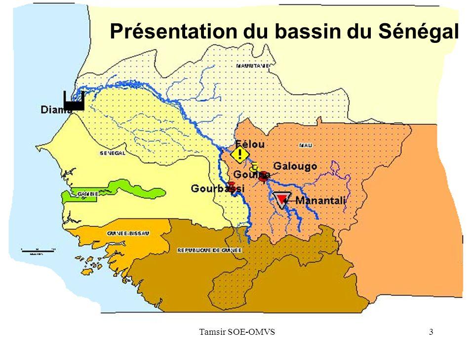 Tamsir SOE-OMVS3 Présentation du bassin du Sénégal