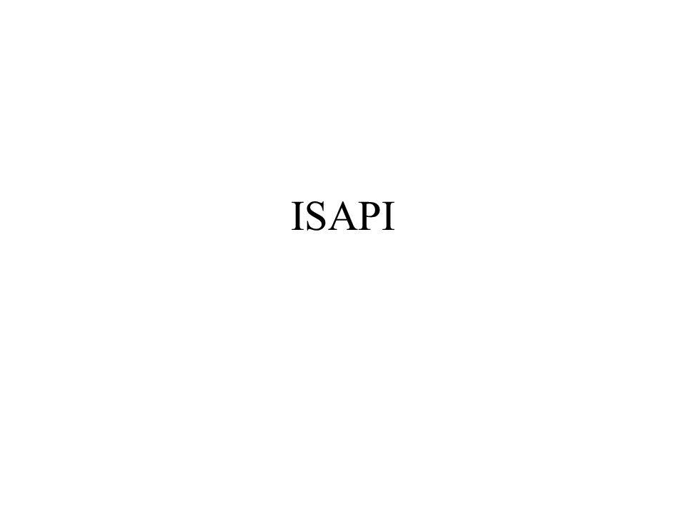 ISAPI