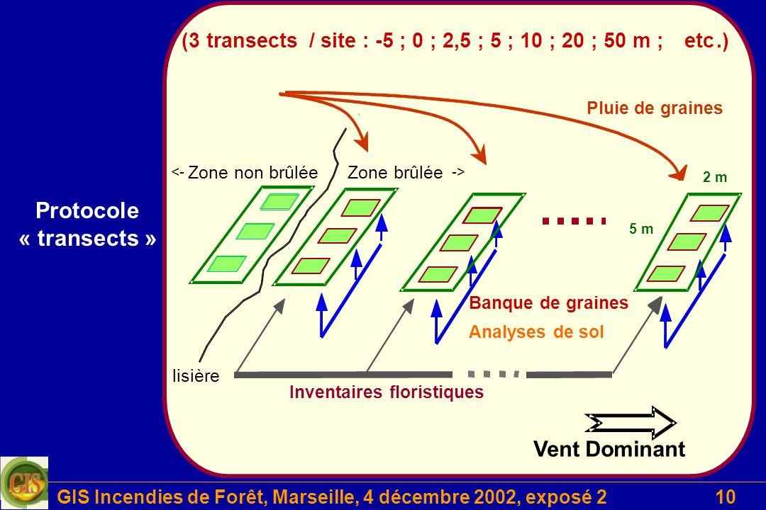10 Projet 2 Protocole « transects »