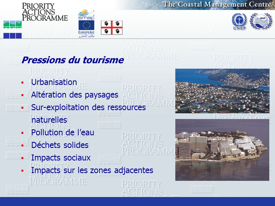 Cibles autorités nationales et locales dans les pays participants industrie touristique (tour-opérateurs, agences touristiques, propriétaires dhôtels…) acteurs du secteur touristique dans le bassin méditerranéen http://www.life-destinations.org