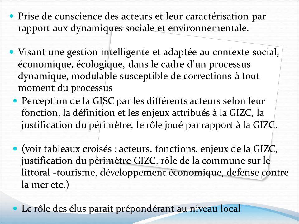 Logiques daction Quel est le cadre réglementaire, technique, institutionnel ou autre des actions de lacteur.