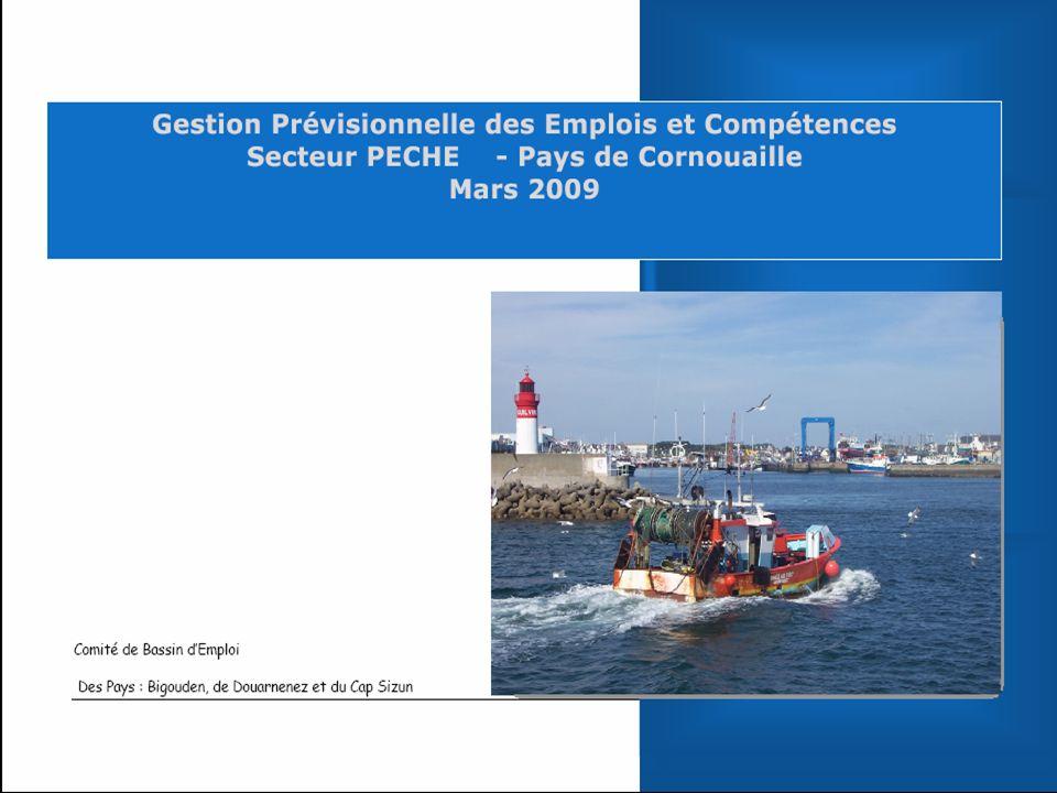 CBE OUEST-CORNOUAILLE12 Principales observations recueillies - La question de la transmission des entreprises de pêche devient un réel souci.