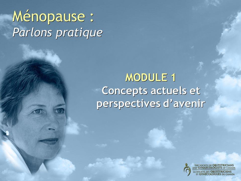 MODULE 1 Concepts actuels et perspectives davenir MODULE 1 Concepts actuels et perspectives davenir