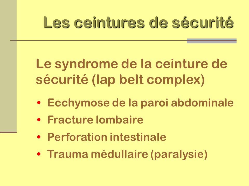 Ecchymose de la paroi abdominale