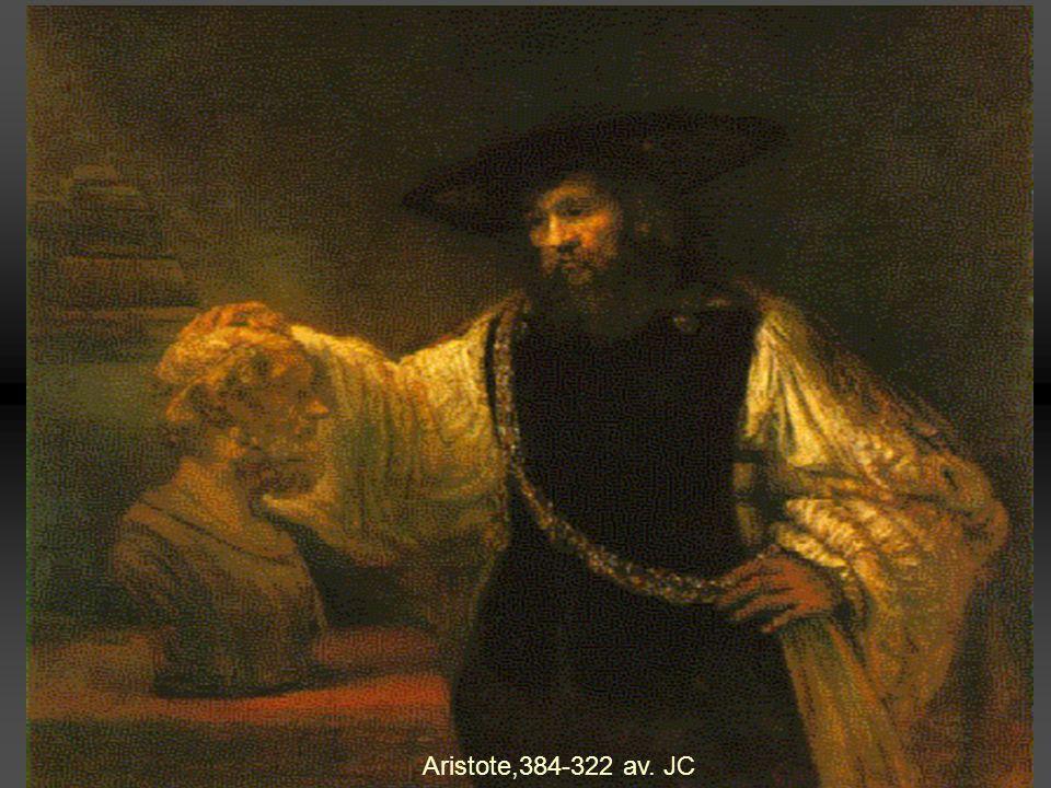 Aristote,384-322 av. JC